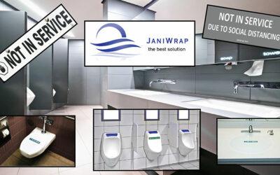 Public Restrooms Virus Free